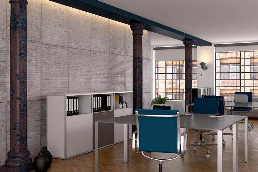 Luxury apartment house